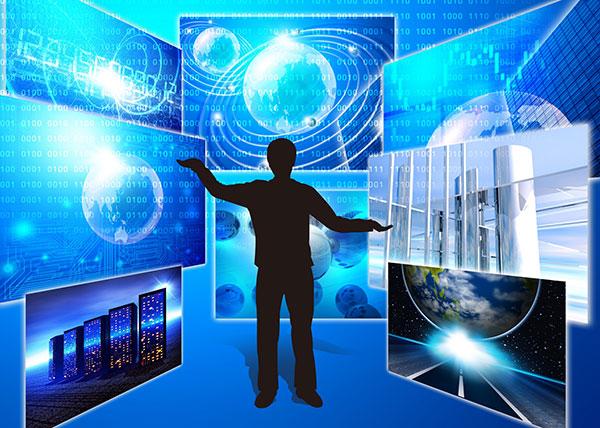 テクノロジーの発達と男性