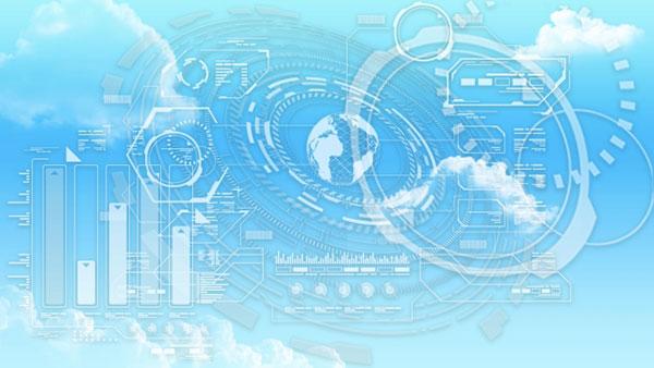 空に映された地球のデータベース